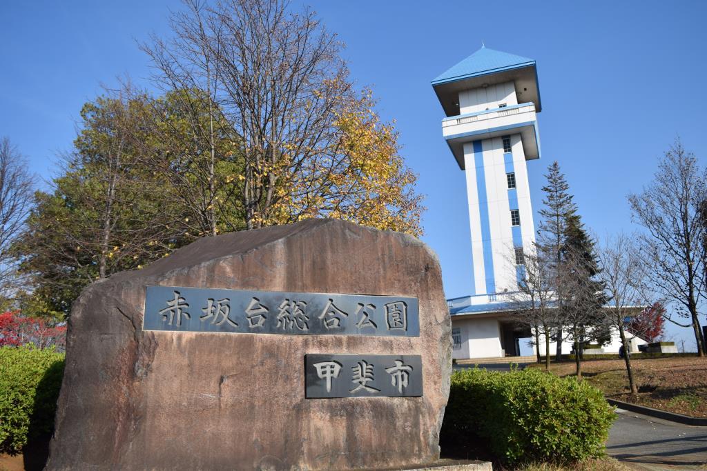 赤坂台総合公園(ドラゴンパーク)