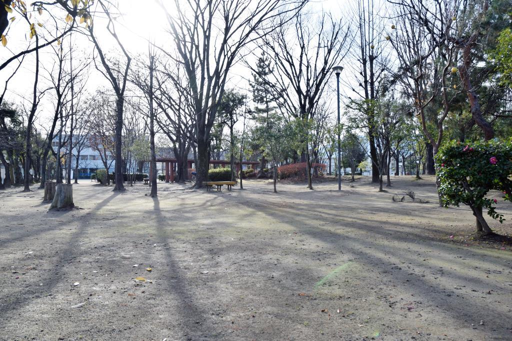 南西第三児童公園
