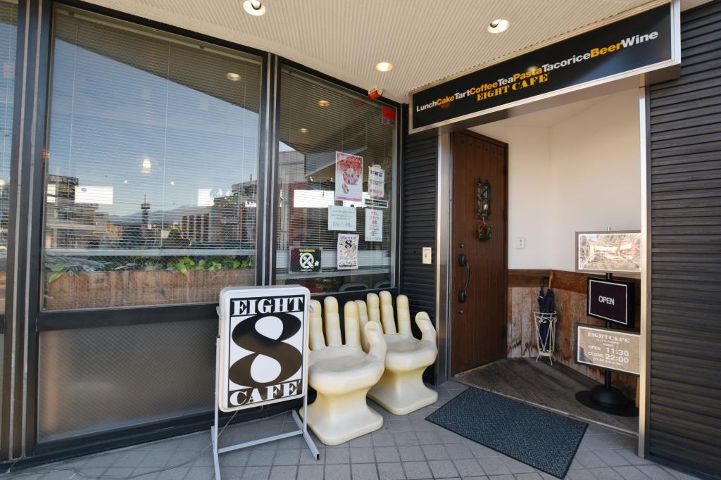 8café kokubo 甲府市 洋食 カフェ 1