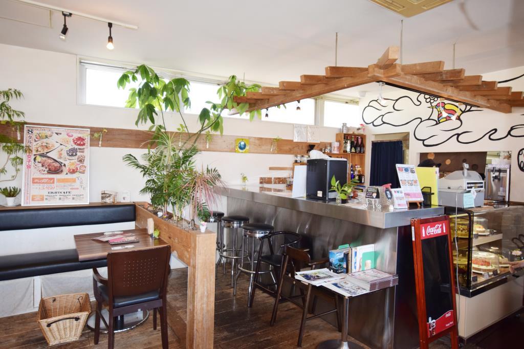 8café kokubo 甲府市 洋食 カフェ 4