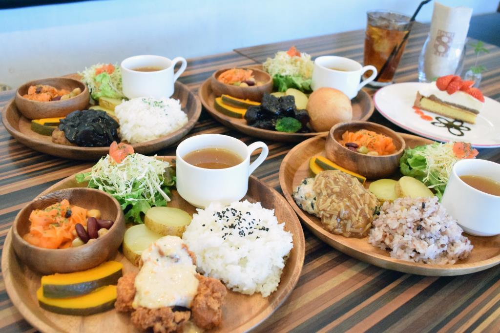 8café kokubo 甲府市 洋食 カフェ 2