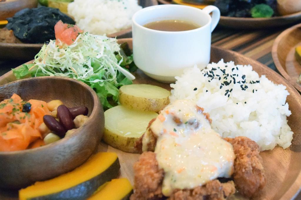 8café kokubo 甲府市 洋食 カフェ 5