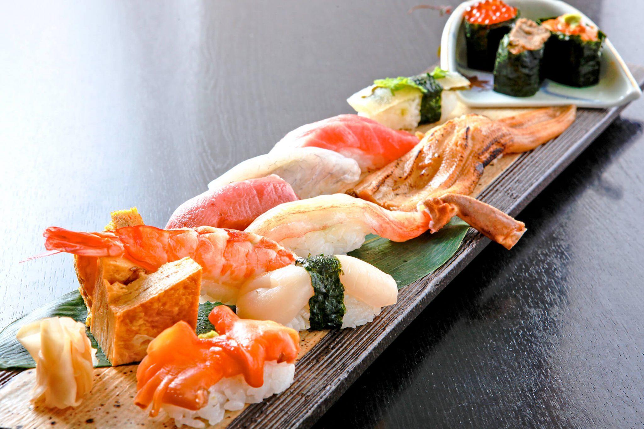 伊津美 甲府市 寿司
