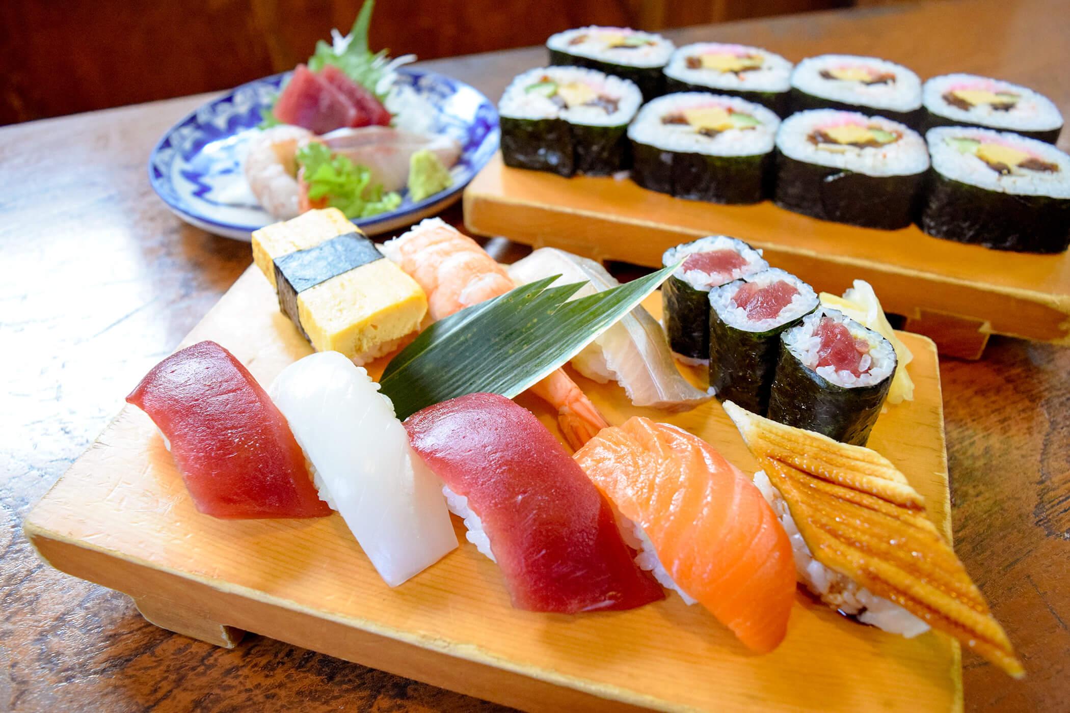 豊鮨 甲府市 寿司