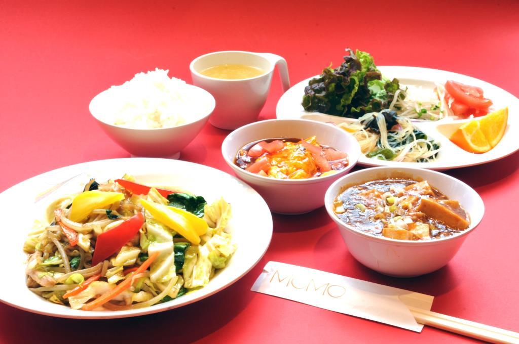中国家庭料理 桃 PAX竜王店