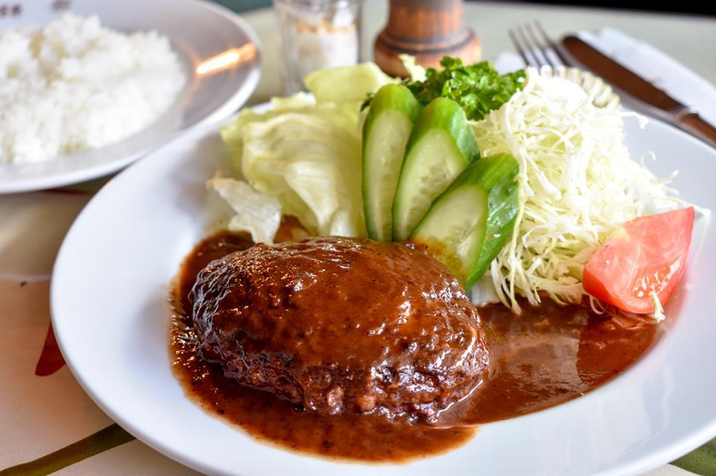 レストラン鎌倉 都留 洋食2