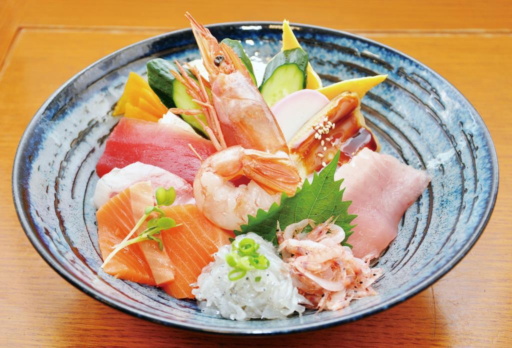 海鮮舎利めし 若太郎 昭和町 和食/寿司 1