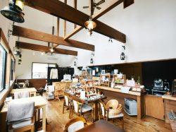 八ヶ岳シフォン工房 月のひるね 北杜市 大泉町 カフェ 喫茶 スイーツ 3
