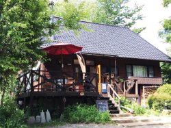 八ヶ岳シフォン工房 月のひるね 北杜市 大泉町 カフェ 喫茶 スイーツ 5