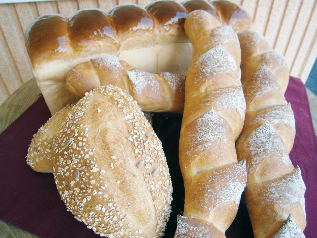 丸十平林製パン パン
