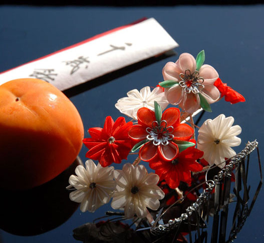【講座】花としつらい。~七五三~