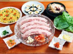 韓国料理 天蜜