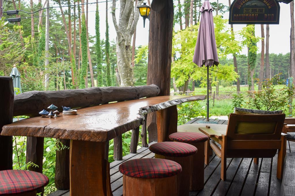 三郎屋CAFE 北杜市小淵沢町 カフェ