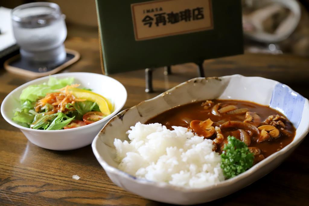 今再珈琲店 甲府市 カフェ 喫茶 1