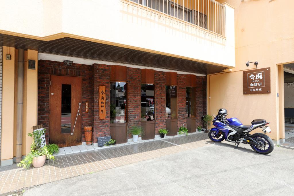 今再珈琲店 甲府市 カフェ 喫茶 15