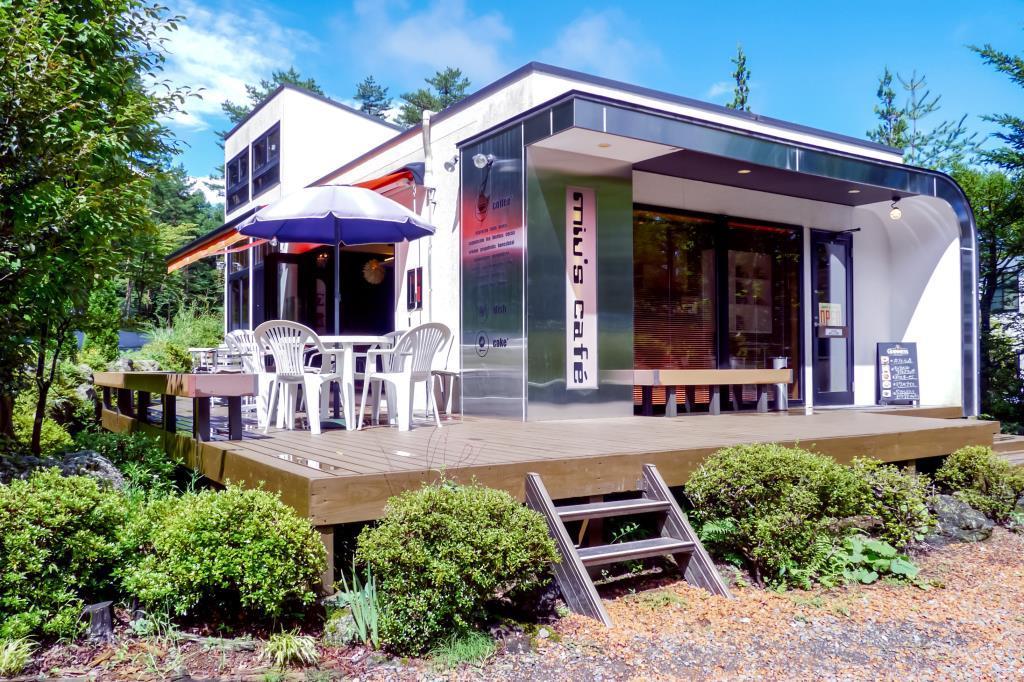 miu's cafe 富士河口湖町 グルメ 5