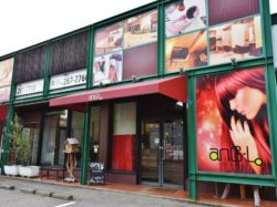 HAIR SPACE anG‐L 敷島店