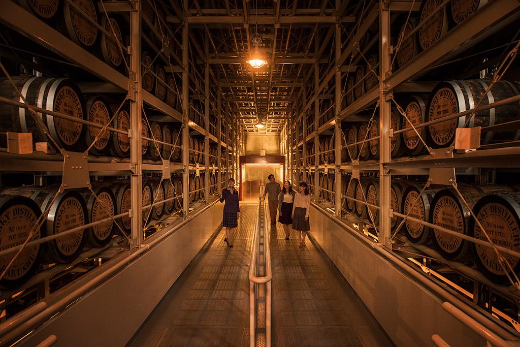 サントリー 白州 蒸溜 所