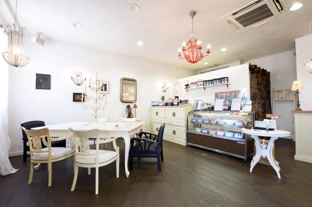 Bijoux Coffee 昭和町 カフェ 喫茶 3