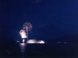 本栖湖 神湖祭