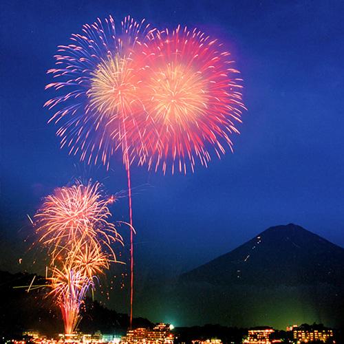 2018 河口湖 湖上祭