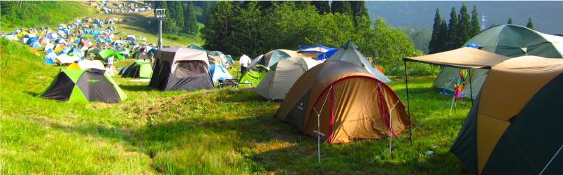 山梨県のキャンプ場