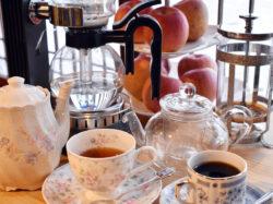 コーヒー・紅茶を美味しく飲む講座