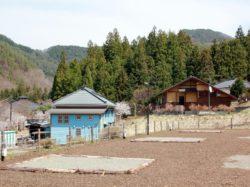 都留市戸沢の森 和みの里(キャンプ場・和風コテージ 一位の宿)