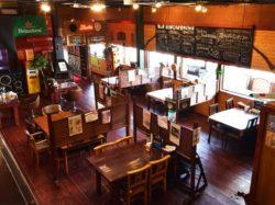 American Diner OLD HANGAR 昭和町 グルメ 2