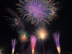 武田の里にらさき 花火大会