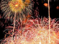 市川三郷町ふるさと夏まつり第29回神明の花火大会