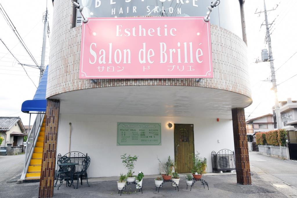 Salon de Brillé