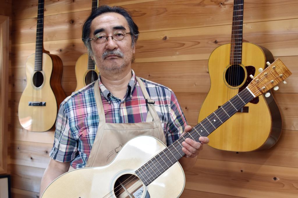 カレー屋を営むギター職人 | 坂田 ひさしさん