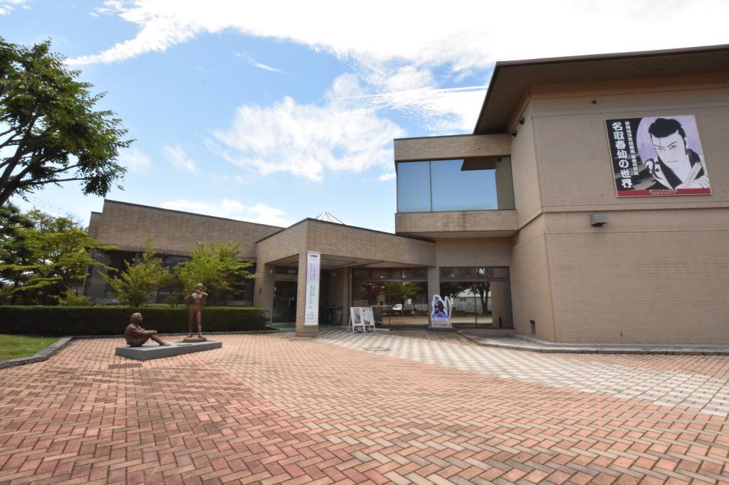 南アルプス市立美術館