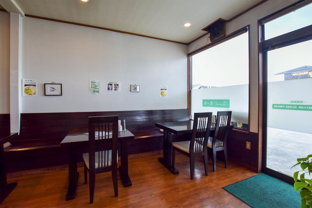 キッチンカフェ そら 笛吹市 石和町 洋食 カフェ 4