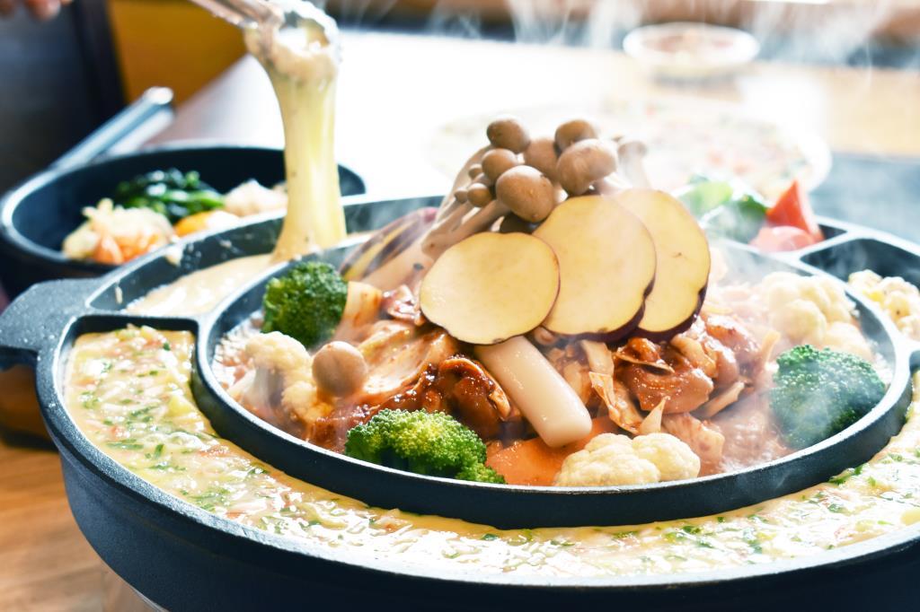 韓国料理 ジャーメ