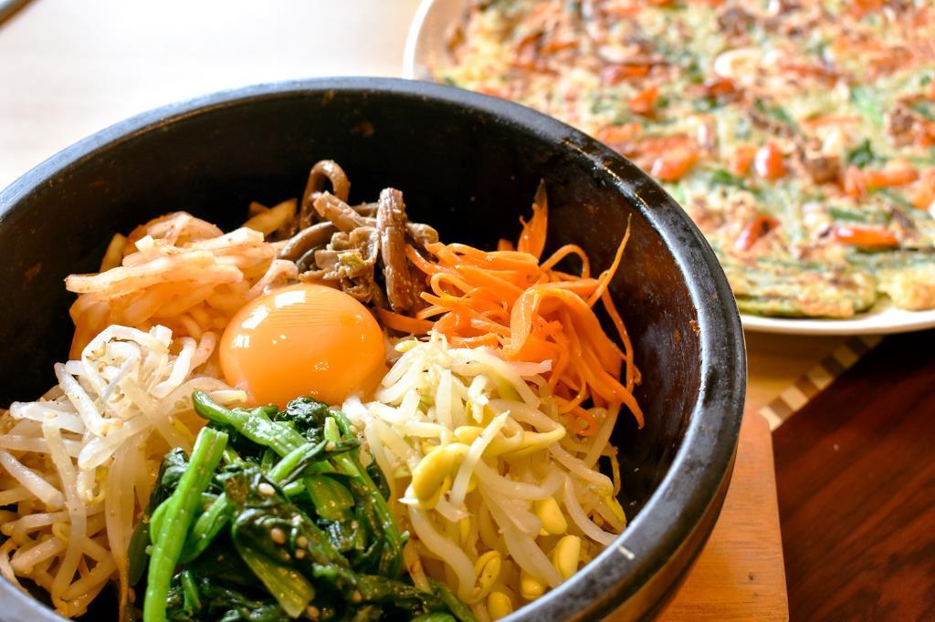昭和町 ジャーメ 韓国料理4