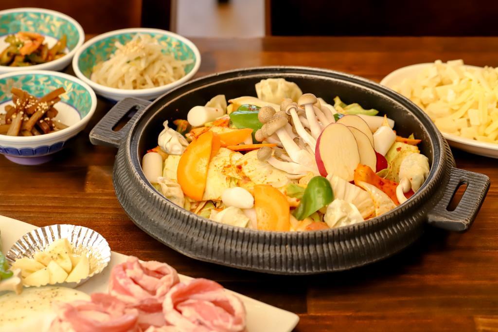昭和町 ジャーメ 韓国料理5