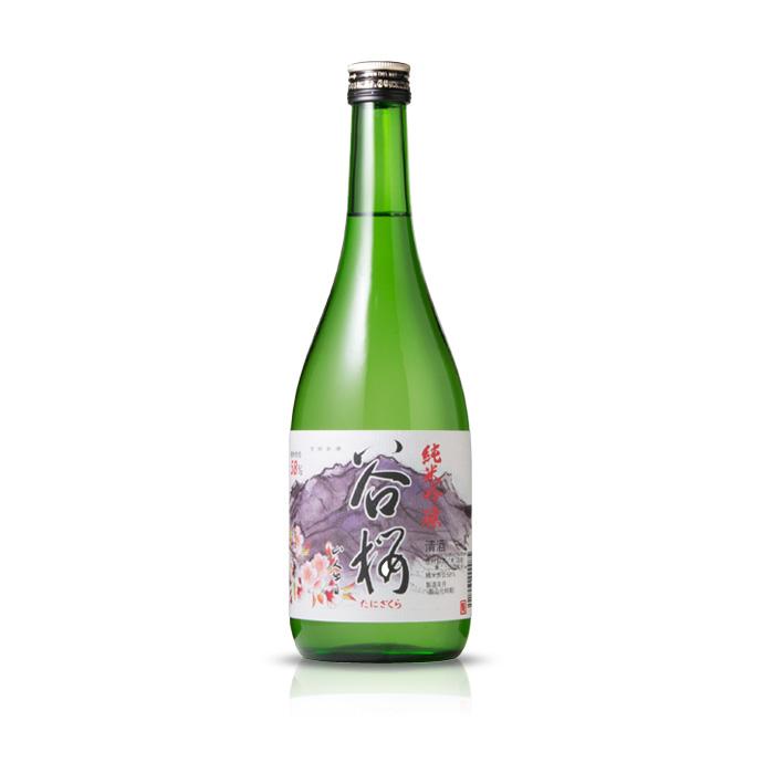 日本酒 純米吟醸 | 谷櫻 米の精