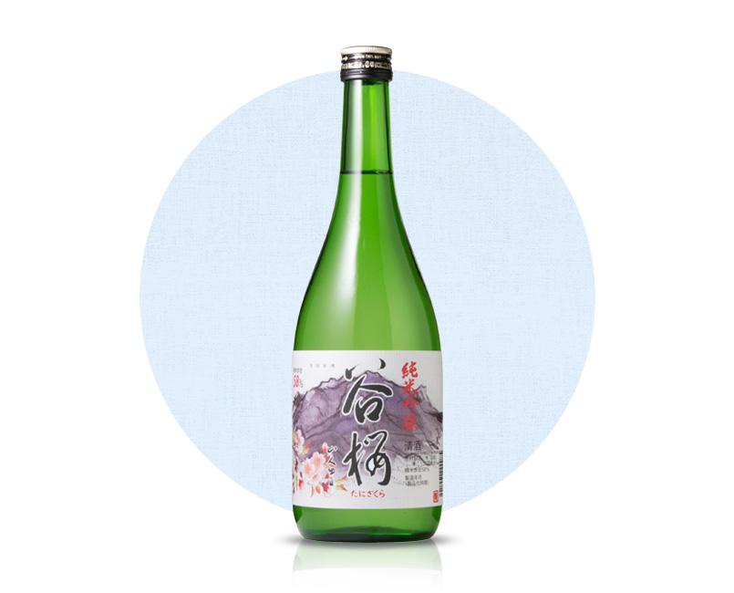 商品   谷櫻 米の精