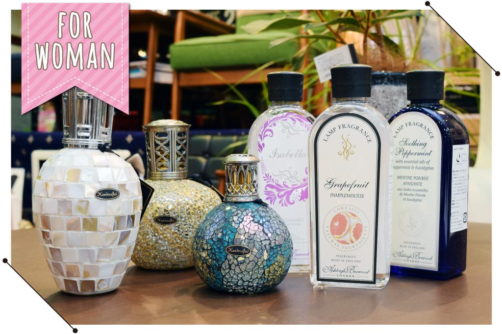 ウフフェリア店 | 女性におすすめのプレゼント | Ashleigh&Burwood Fragrance Lamps
