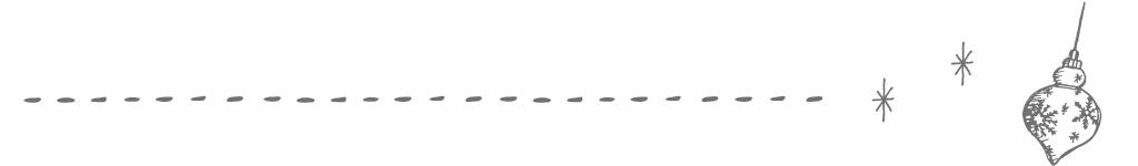 オーナメントの罫線2