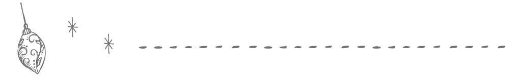 オーナメントの罫線1