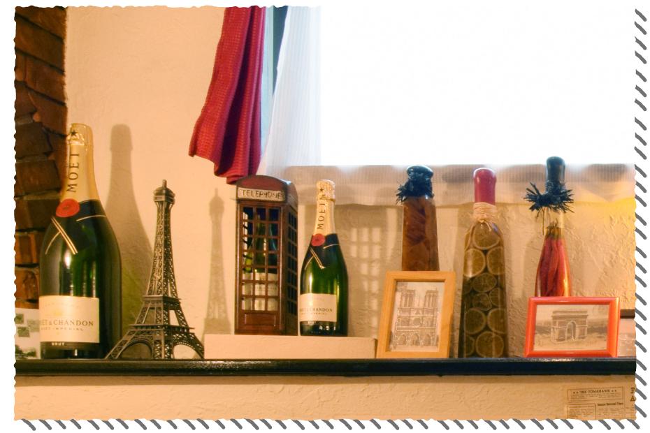 ビストロ メゾン・ド・ルージュのワイン