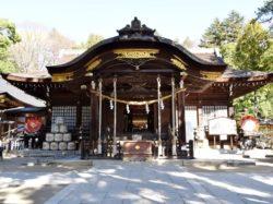 武田神社 初詣