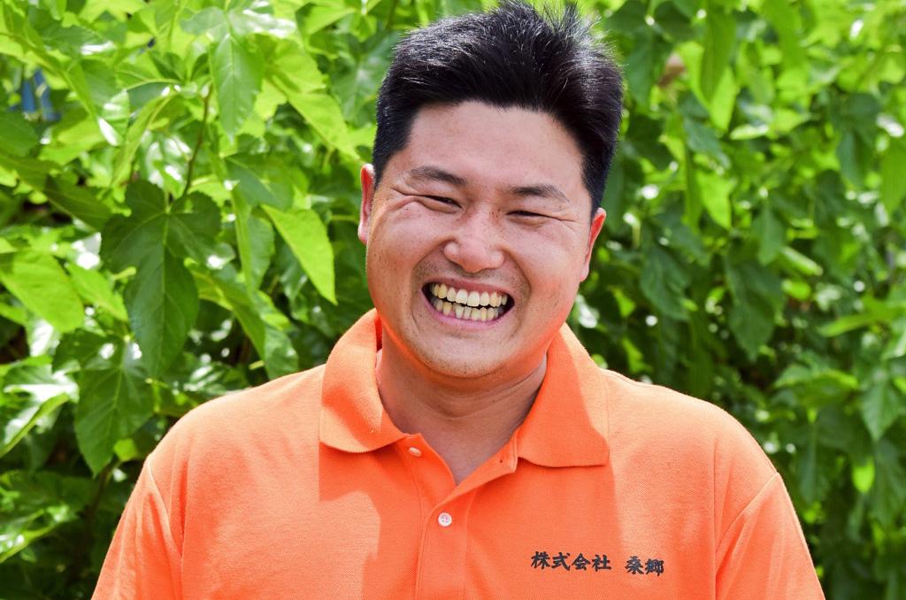 話題の桑の葉茶・会社経営 | ハン ソンミンさん