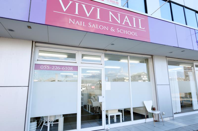 VIVI NAIL Salon&School