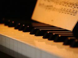 ピアノオンステージ