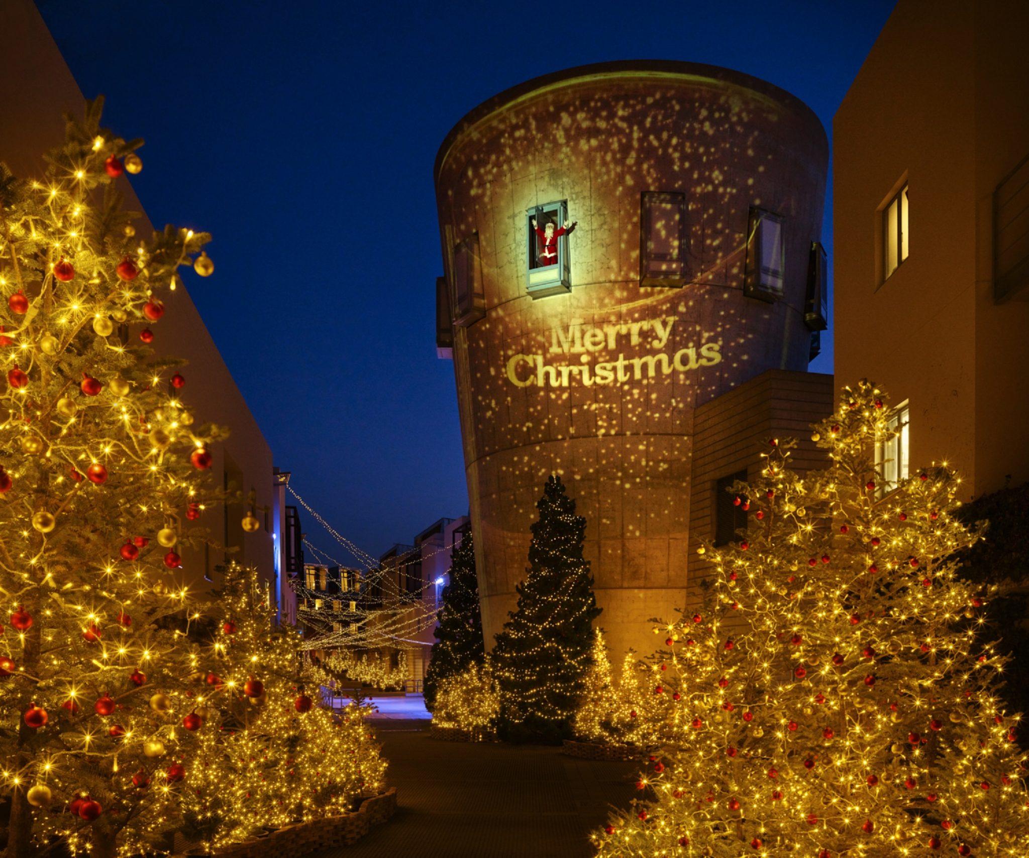 八ヶ岳クリスマスタウン 北杜市 イルミネーション イベント 1
