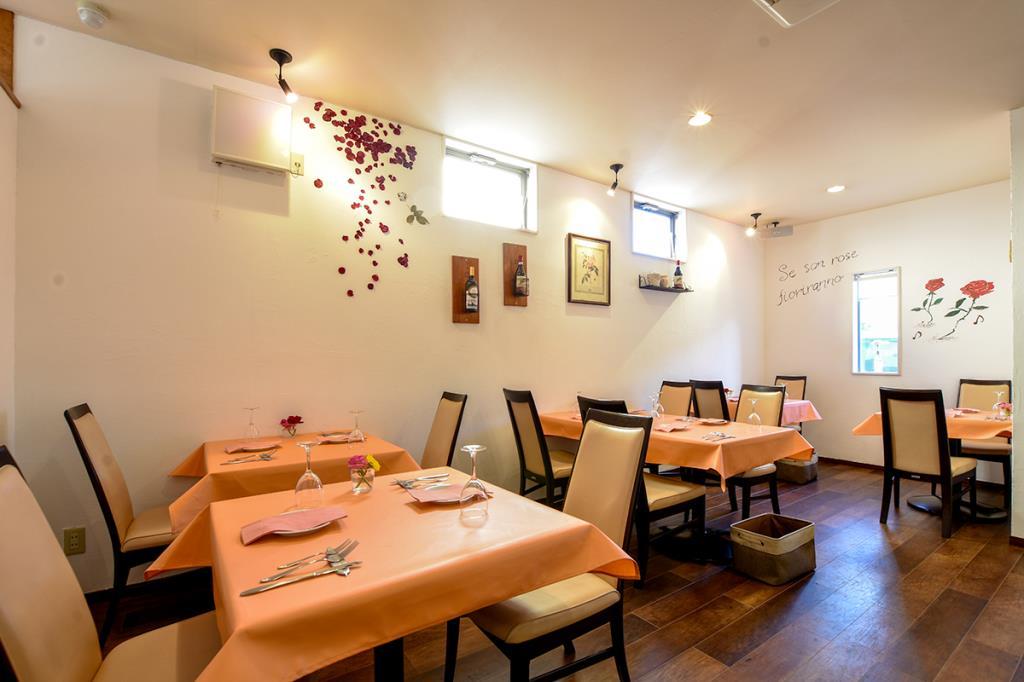 gourmet-cucina_italiana_se_son_rose 甲斐市 イタリアン45